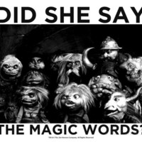 Labyrinth-Did She Say The Magic Words?