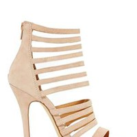 Shoe Cult Bella Sandal - Blush
