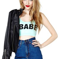 Nasty Gal Ultimate Babe Crop Tank