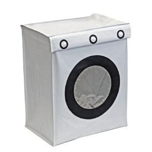 The Washing Machine Laundry Hamper
