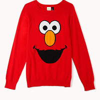 Playful Elmo Sweater