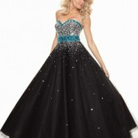 Cute Plus Sized Prom Dresses