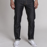 Straight Selvedge Denim