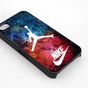 nike cases for iphone 5c nike logo nebula air for iphone from ramestore on etsy 17863